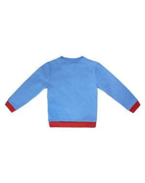 子供のためのキャプテンアメリカスウェットシャツ - アベンジャーズ