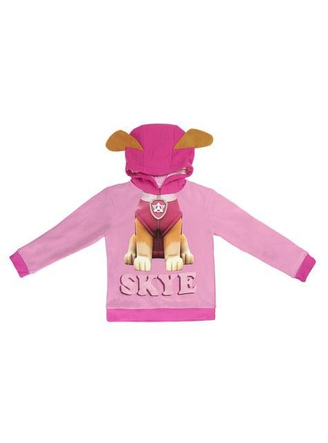 Skye hoodie with ears for kids - Paw Patrol