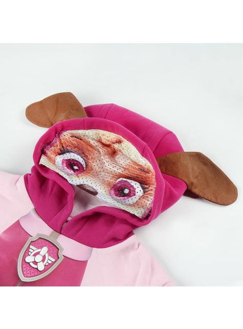 Sudadera de Skye con orejas infantil - La Patrulla Canina