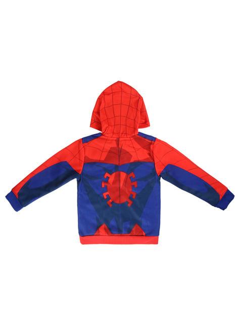 Spiderman hoodie for kids