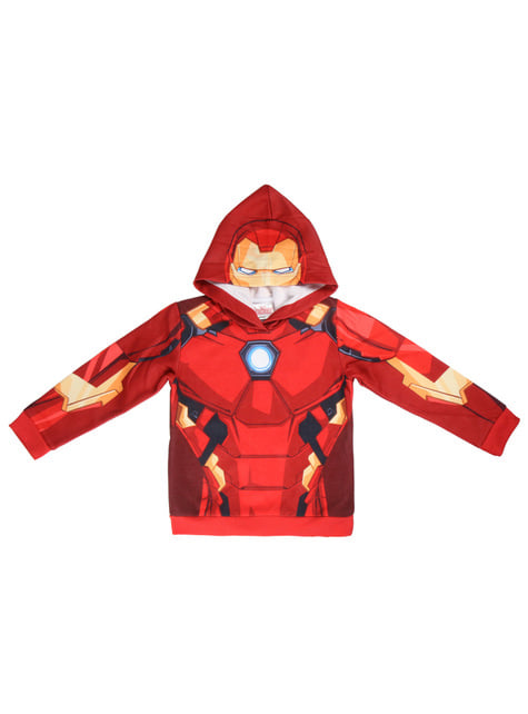 Iron Man hoodie for kids - The Avengers