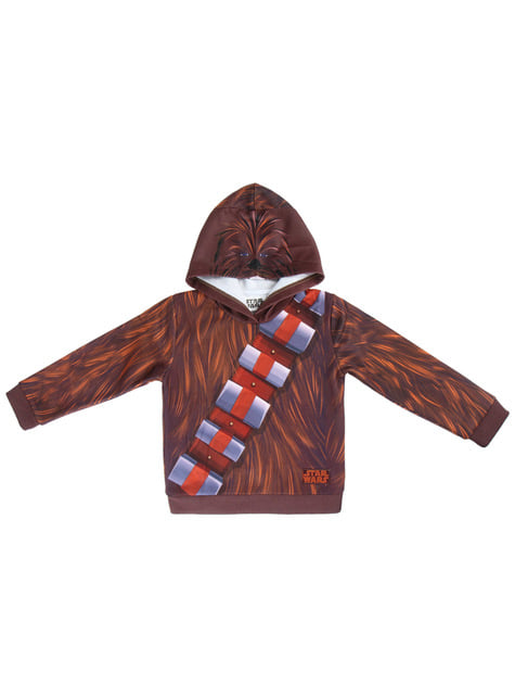 Chewbacca pulover za otroke - Star Wars
