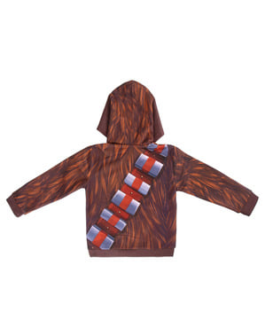 Bluza z kapturem Chewbacca dla dzieci - Gwiezdne Wojny
