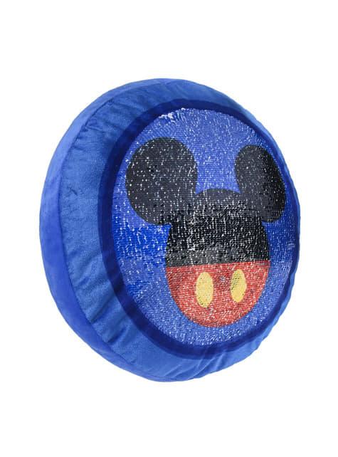 Cojín de Mickey Mouse lentejuelas - Disney