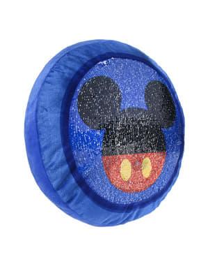 Mikke Mus pute med paljetter - Disney