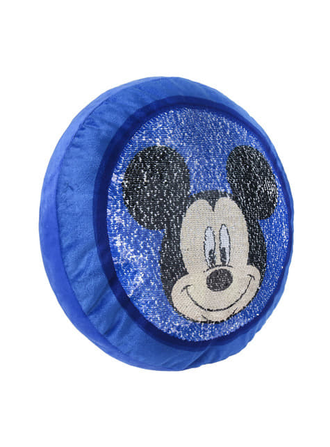 Cojín de Mickey Mouse lentejuelas - Disney - oficial