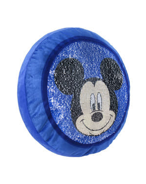 Mickey Mouse sequins cushion - Disney