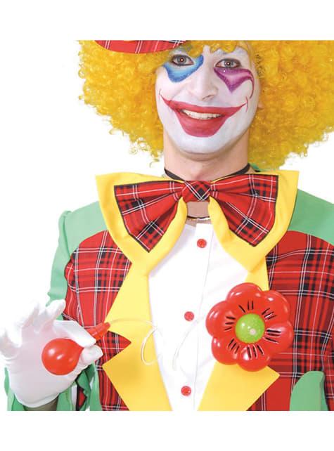 Sprutande clownblomma