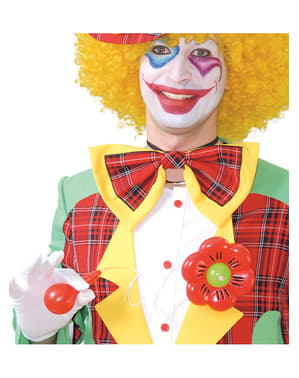 Clown cvijet s vodenom pumpom