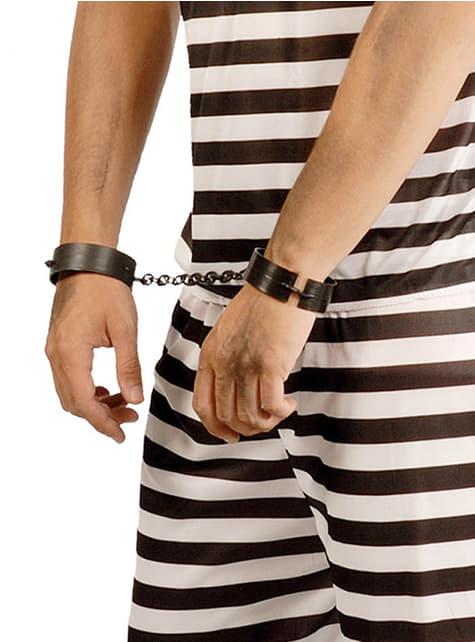 Grilletes de preso