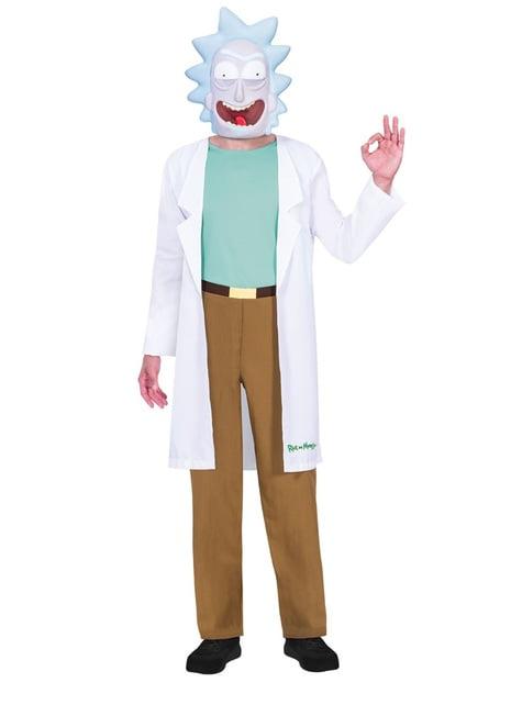 Fato de Rick para adolescente - Rick e Morty