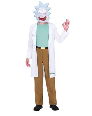 Gençler Rick Kostüm - Rick ve Morty
