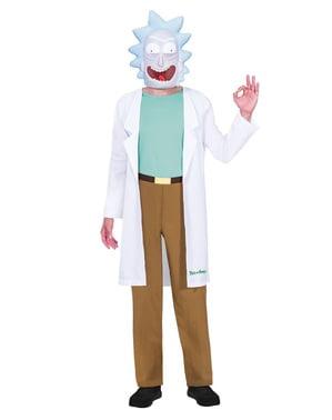 Fato de Rick para homem - Rick e Morty