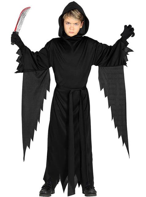 Detský kostým vražedného ducha