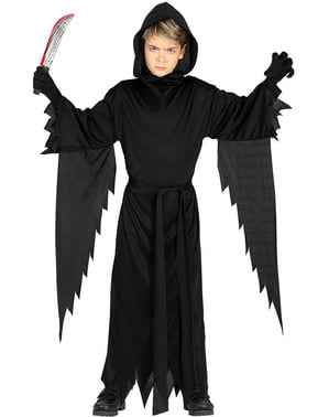 Deadly spirit Kids Costume