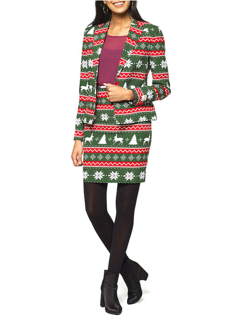 Traje Festive Girl Opposuits para mujer