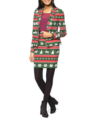 Festive Girl Opposuits -puku naisille