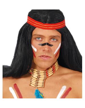 Gargantilha para índio