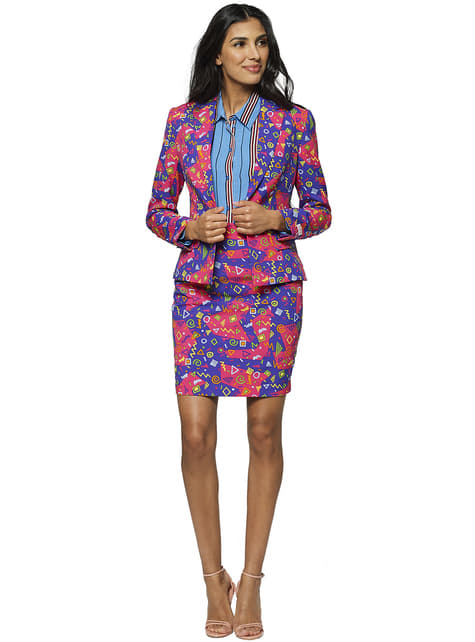 The Fresh Princes Opposuits suit for women