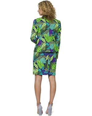 Tropical Jungle Suit for women - Opposuits
