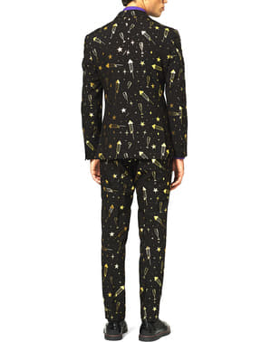Fancy Fireworks Opposuits -puku