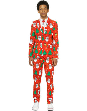 Oblek Prázdninový hrdina pro teenagery