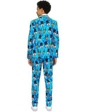 Oblek Zimní vítěz pro teenagery