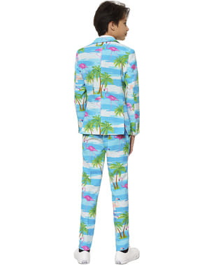 Flamingos Suit for teenagers - Opposuits