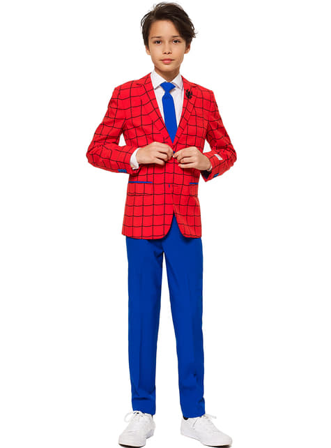 Spiderman Suit for teenagers - Opposuits