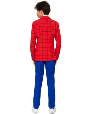 Fato homem-aranha para adolescente - Opposuits