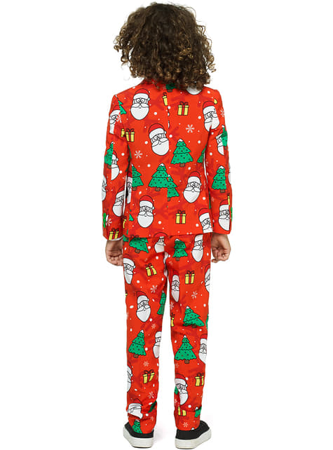 Traje Holiday Hero Opposuits para niño - infantil