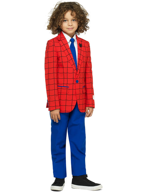 Spiderman Suit for kids - Opposuits