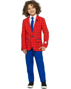 Spiderman Opposuits -puku pojille