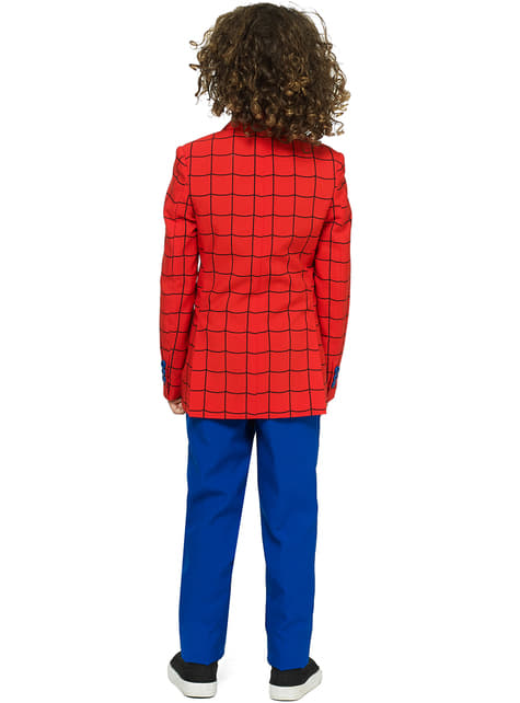 Fato homem-aranha para menino - Opposuits