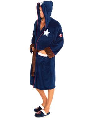 Kapteeni Amerikka -kylpytakki aikuisille