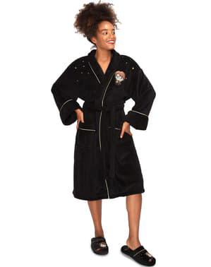 Harry Potter Kawaii Fleece Bathrobe for Adults
