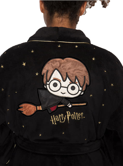 Albornoz de Harry Potter Kawaii para adulto - oficial