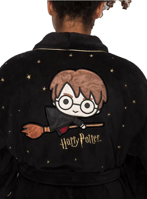 Roupão polar de Harry Potter Kawaii para adulto