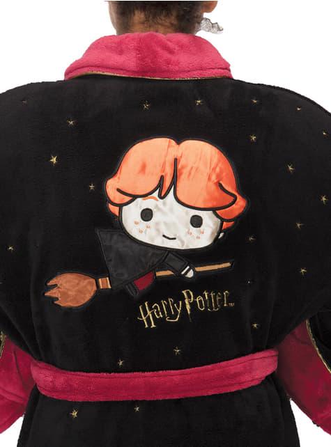 Albornoz de Ron Weasley Kawaii para adulto - Harry Potter - oficial