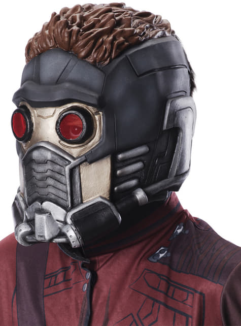 Chlapecká maska Star Lord - Strážci galaxie