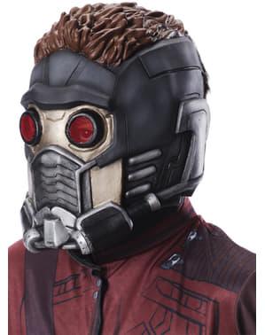 Máscara de Star Lord para menino - Guardiões da Galáxia Vol 2