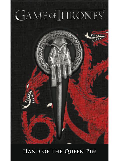 Broche pin La Mano de la Reina - Juego de Tronos - oficial