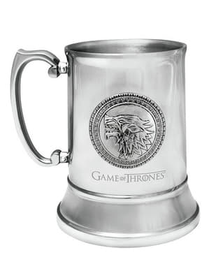 Game of Thrones Stark House Tankard