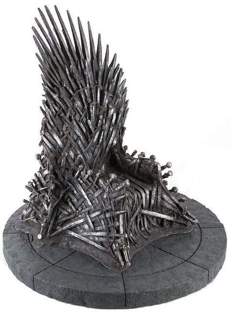 Mini réplique du Trone de Fer 18 cm - Game of Thrones