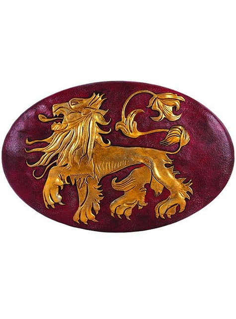 Broche Maison Lannister - Game of Thrones