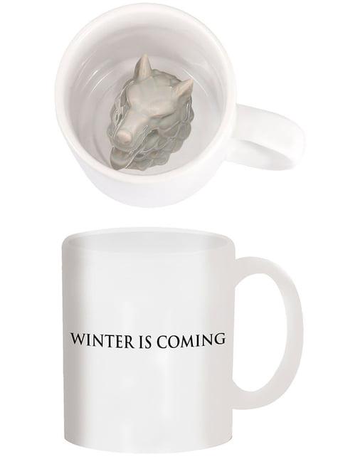 Taza de Casa Stark - Juego de Tronos