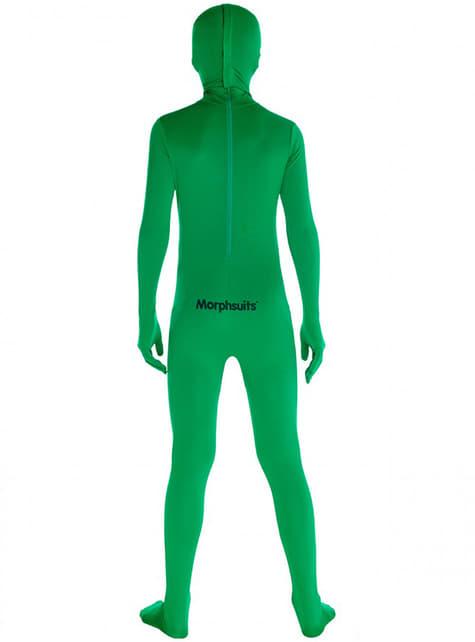 Dětský přiléhavý oblek mimozemšťan