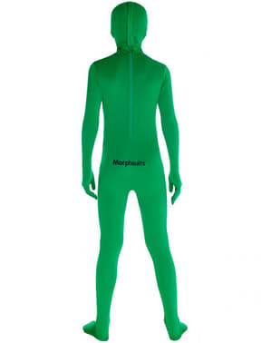 Alien Toddler Morphsuit Costume