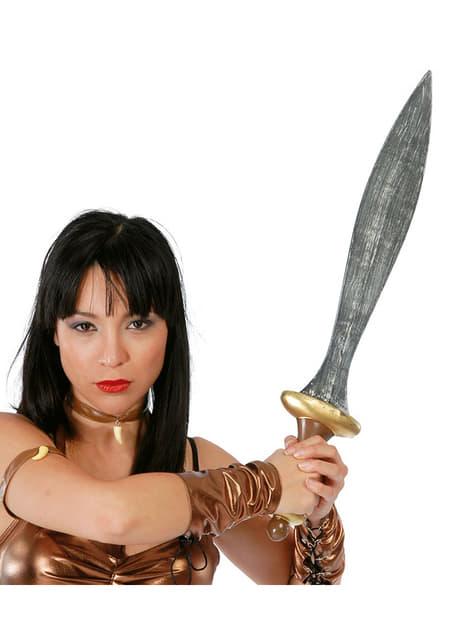 Spartan svärd