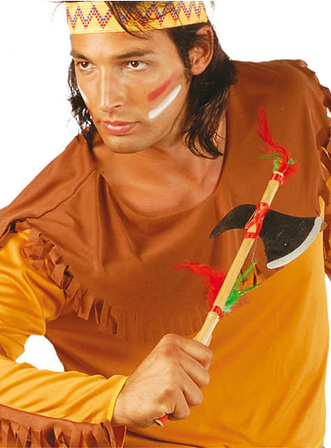 Topor de indian